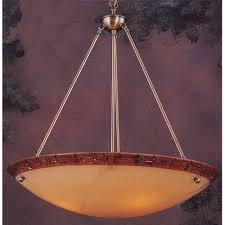 elk lighting honey alabaster large hanging pendant