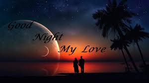 lovely good night my love hd wallpapers images