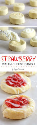 danish home pinterest danishes bathroom strawberry cream cheese danish  strawberry cream cheese danish