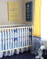 asher s blue yellow and grey nursery project nursery