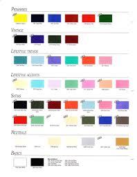 Krylon Color Chart 1995 Krylon Color Chart Page 1 Slyle133 Flickr