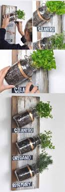 Herb Garden Kitchen 17 Best Ideas About Mason Jar Herbs On Pinterest Mason Jar