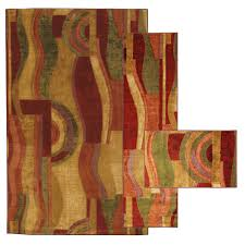 modest 4 piece area rug sets gallery images of
