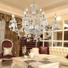image of crystal murano chandelier