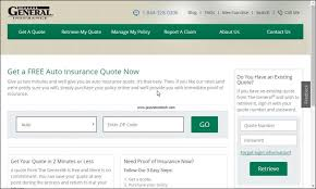 the general insurance quote custom quotes national general insurance quote