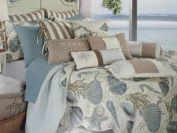 beach themed duvet sets beach themed duvet cover sets bedroom picture scallop bed cover comfy beach