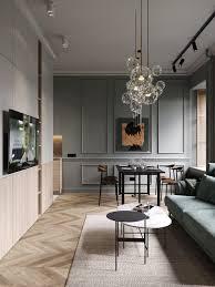 Deco Appartement Design Un Appartement Classique Chic Par Cartelle Design Planete