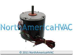 emerson condenser fan motor 1 6 hp 230v