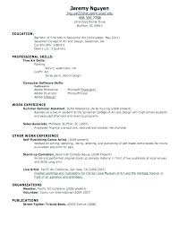 Create A Resume New How To Make A Resume Example Letter Resume Directory