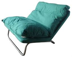 Image College The Lux Lounger Sofa limited Edition By College Ave Green Dorm Seat Dorm Co The Lux Lounger Sofa limited Edition By College Ave Green