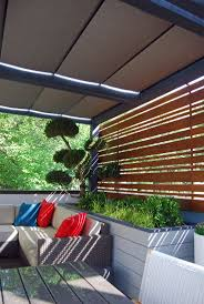 Outdoor Privacy Screens For Decks Furniture Come With Wooden Maple Screen  Material And Interior