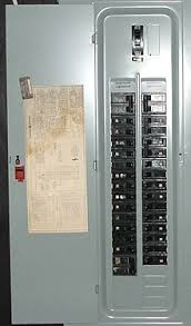 distribution board wikipedia thwn wire definition at Electrical Wiring In North America
