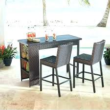 outdoor bar height table and chairs incredible outdoor bar height table and chairs bar height outdoor