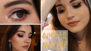 the easiest new year s eve party makeup tutorial you ll see this year