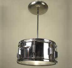 drum light fixture. Snare Drum Pendant Lighting - Pendant-lighting Light Fixture