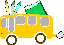 Resultado de imagen de transporte escolar