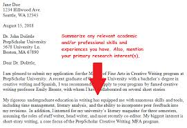 professional cover letter do you need a cover letter for graduate school applications