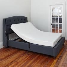Bed base with drawers Platform Affordamatic Adjustable Bed Base Wayfair Bed Base Drawers Wayfair