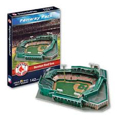 Fenway Park Concert Seating Chart 3d Details About New Mlb Boston Red Sox Fenway Park Souvenir Major League Baseball 3d Puzzle