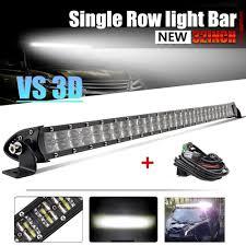 Cree Vs Led Light Bar 32 Inch 900w Slim Cree Single Row Led Light Bar Combo Beam