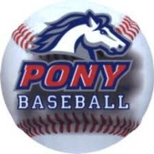 Pony Baseball League Age Chart