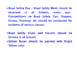 road safety essay the oscillation band road safety essay