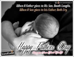 Happy Fathers Day 2016 English Greetings Wishes Jnana Kadalicom