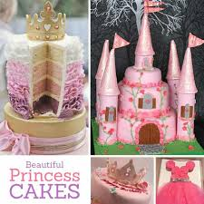 Beautiful Princess Cakes Birthday Party Cake Ideas