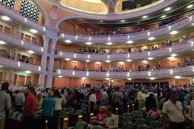 The Venue Steals The Show At Charleston Gaillard Center