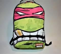 Редкая коллекционная <b>Sprayground Ninja мутант</b> черепахи ...