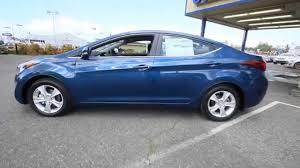hyundai elantra 2015 blue.  Hyundai 2016 Hyundai Elantra  Windy Sea Blue GU484204 Skagit County Mt  Vernon  YouTube To 2015