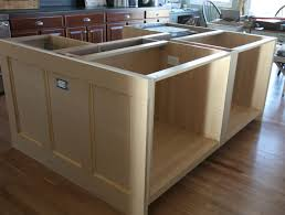 diy kitchen island from stock cabinets unique imposing decoration kitchen island base ly diy kitchen island