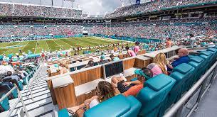 Miami Dolphins Seating Chart 2017 Miami Stadium Renovations Still On Track Ross Football