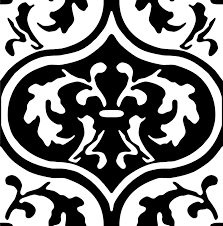 Moroccan Design Repeating Pattern Tile Moroccan Leaves The Graphics Fairy