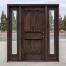 wood furniture door. Rustic Wood Exterior Doors CL Furniture Door