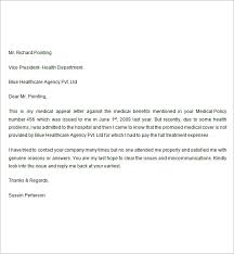 Letter Of Appeal Sample Template Gorgeous 28 Appeal Letters Sample Templates