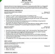 Sample Resume For Teacher Sample Resume Catholic Schools Math ...