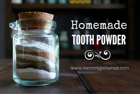 4 reasons to break up with toothpaste plus a whitening tooth powder recipe