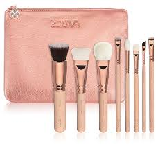 this set might be named the rose golden luxury set volume 2 but when it goes for under 130 for three face brushes and five eye brushes all dressed up in