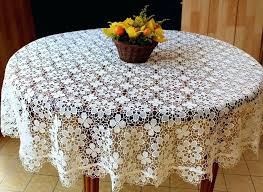 lace table cloths fine oval lace tablecloth amaryllis round lace tablecloths