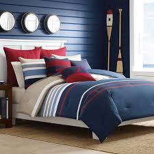 nautica bradford reversible cotton comforter set ping great deals on nautica comforter sets