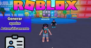 Ver más ideas sobre juegos de nombres, nombres, nombres divertidos. Nombres Para Roblox Como Generar Apodos Automaticamente Julio 2021