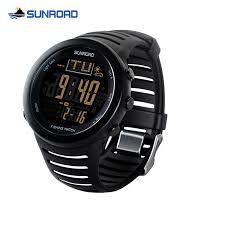 waterproof digital watch promotion shop for promotional waterproof relogio masculino waterproof men watches fishing barometer altimeter thermometer military sport digital watch clock reloj hombre