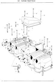 Cylinder head cover parts 1