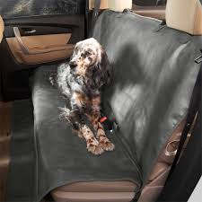 leather dog car seat protector orvis