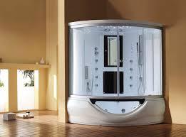 Tubs  Corner Bathtub Stunning Corner Bathtub Shower Combo Nice Bath Shower Combo Faucet