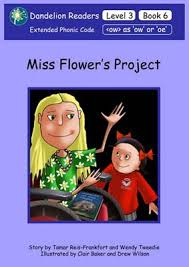 miss flower s project