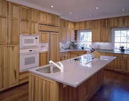 Hickory Kitchen Cabinets Canada Hickory Wood Cabinets47