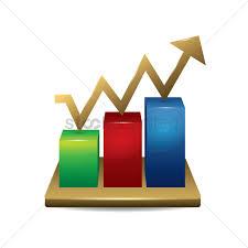 Free Incline Graph Stock Vectors Stockunlimited
