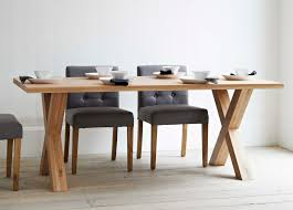 Reclaimed Oak Dining Table Oak Farmhouse Kitchen Table Uk Best Kitchen Ideas 2017